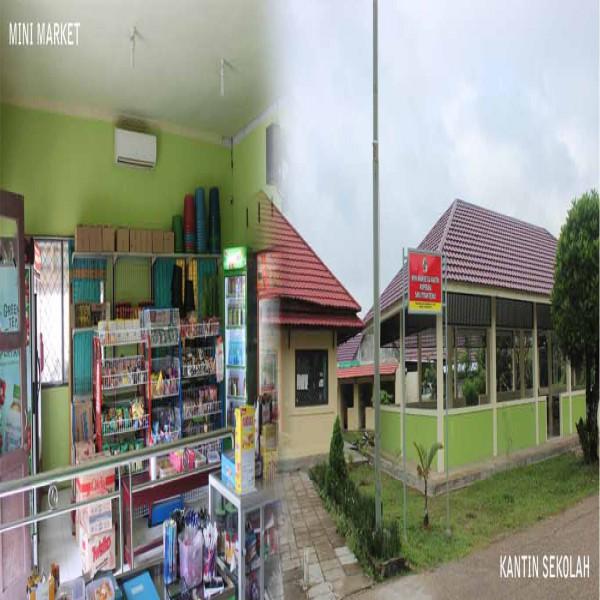 Minimarket Dan Kantin