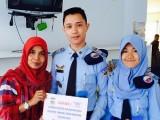 Juara I Pidato Berbahasa Inggris