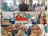 siswa SMAN Titian Teras H.Abdurrahman Sayoeti berhasil merebut 2 medali emas di bidang environmental science pd ajang International Young Scientists Innovation Exhibition 2019 (IYSIE'19)